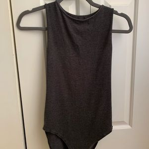 American eagle high neck body suit